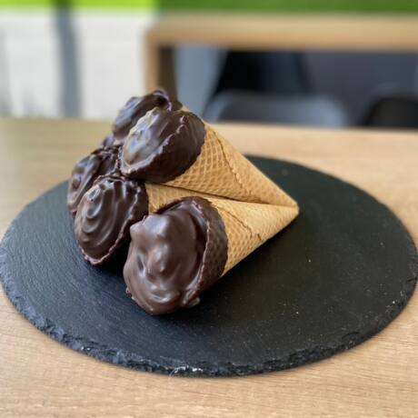 Csokoládés Téli fagylalt