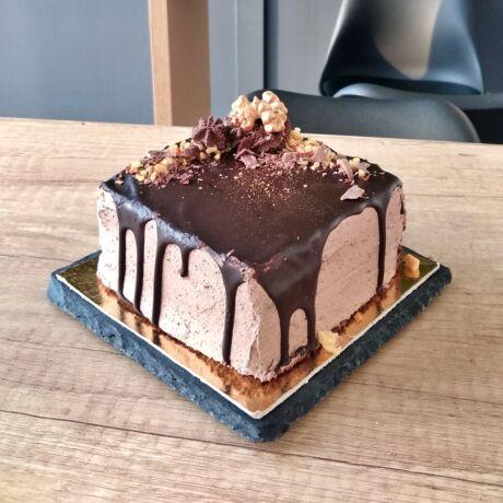 Csokoládé mini torta